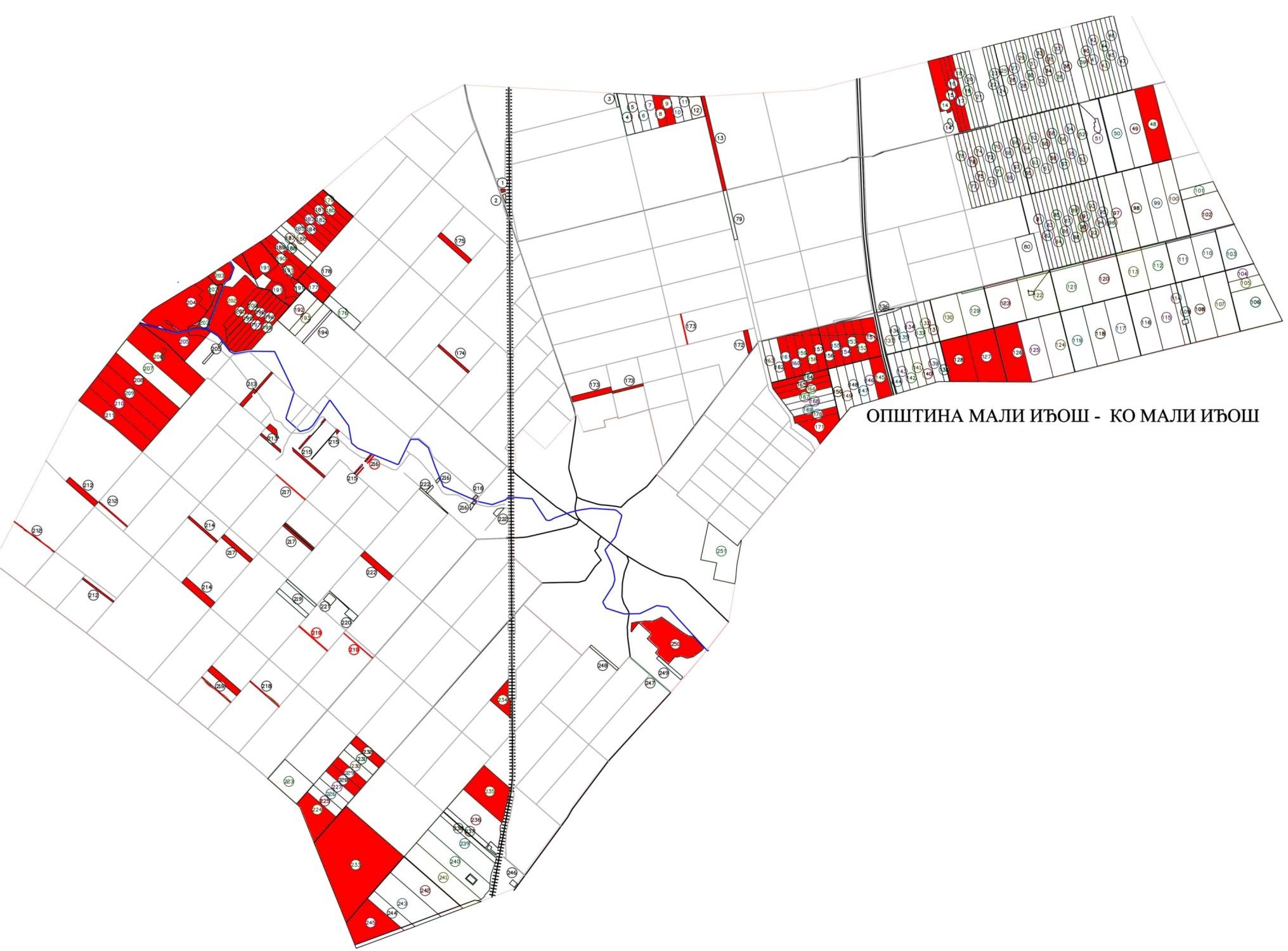 mali idjos mapa Opština Mali Iđoš mali idjos mapa